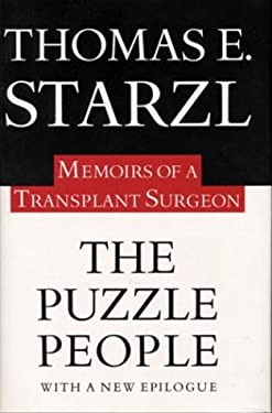 The Puzzle People: Memoirs of a Transplant Surgeon 9780822958369