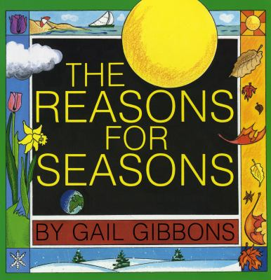 The Reasons for Seasons 9780823412389