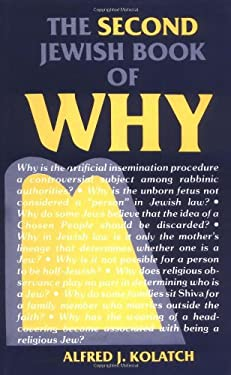 The Second Jewish Book of WHY 9780824603052