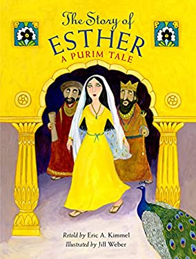 The Story of Esther: A Purim Tale 9780823422234