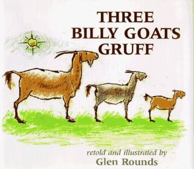 The Three Billy Goats Gruff 9780823410156