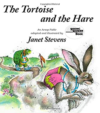 The Tortoise and the Hare: An Aesop Fable 9780823405107