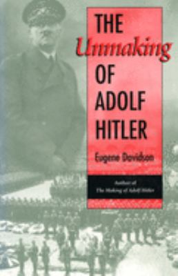 The Unmaking of Adolf Hitler 9780826215291