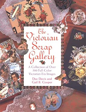 The Victorian Scrap Gallery: A Collection of Over 500 Full-Color Victorian-Era Images 9780823003488