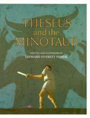 Theseus and the Minotaur 9780823407033