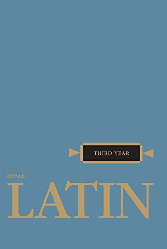 Third Year Latin 9780829410280