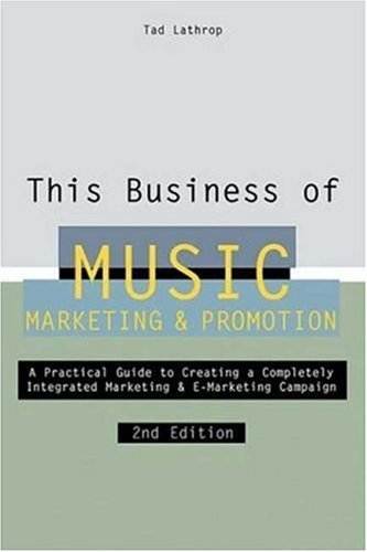 This Business of Music Marketing & Promotion 9780823077298