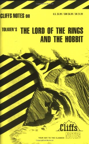 Tolkiens Lord Rings and Hobbit 9780822012863
