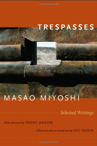 Trespasses: Selected Writings 9780822346371