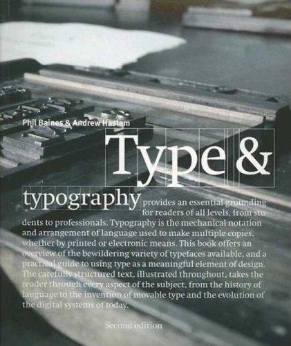Type & Typography 9780823055289