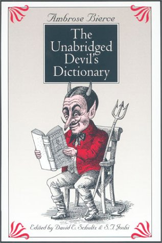 Unabridged Devils Dictionary 9780820324012