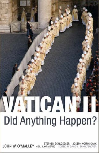 Vatican II: Did Anything Happen? 9780826428905