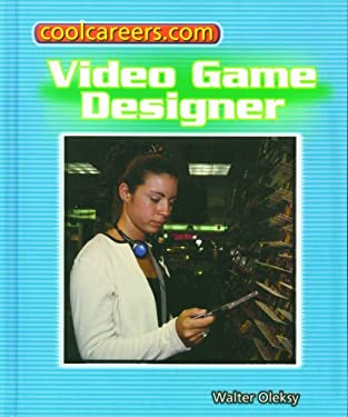 Video Game Designer 9780823931170