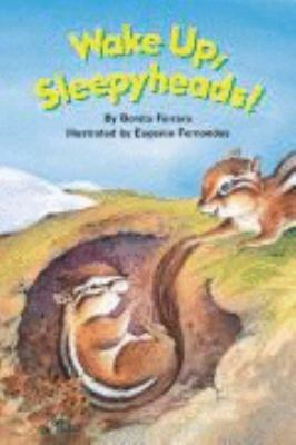 Wake Up, Sleepyheads!: Big Book 9780821509319