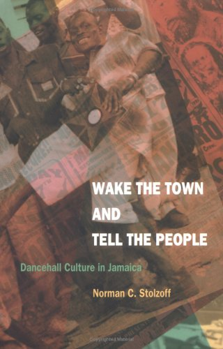 Wake the Town and Tell-PB 9780822325147