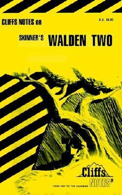 Cliffsnotes on Skinner's Walden Two 9780822013617