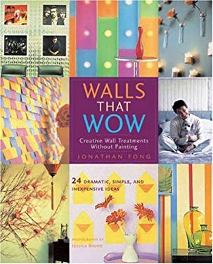 Walls That Wow: Creative Wall Treatments Without Fancy-Schmancy Painting 9780823099610