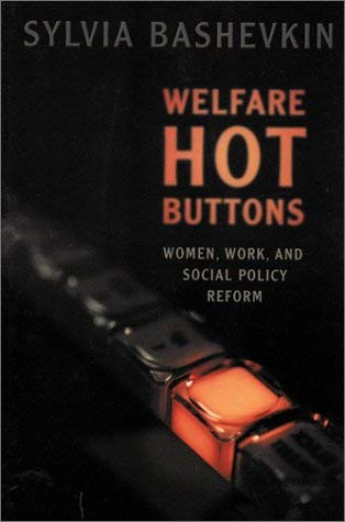 Welfare Hot Buttons: Women, Work, and Social Policy Reform 9780822957997