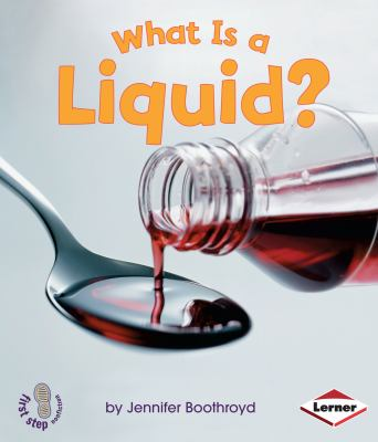 What Is a Liquid? 9780822568179