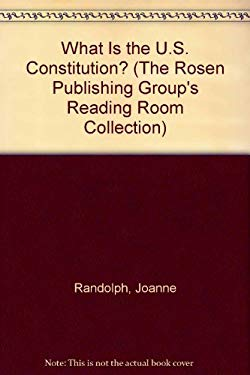 What Is the U.S. Constitution? 9780823937042