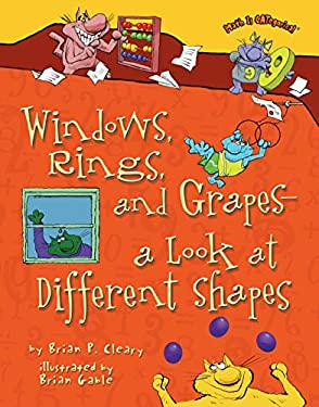 Windows, Rings, and Grapes: A Look at Different Shapes 9780822578796