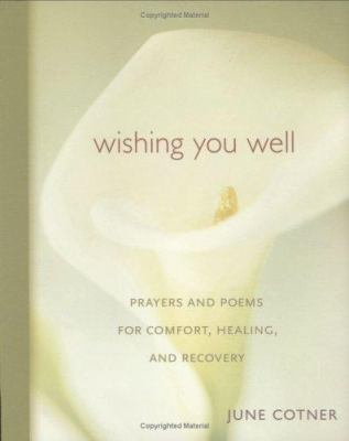 Wishing You Well: Prayers and Poems for Comfort, Healing, and Recovery 9780829420364