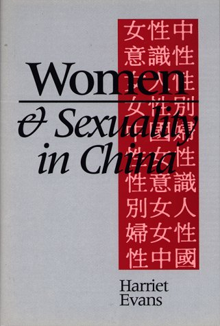 Women and Sexuality in China 9780826409225