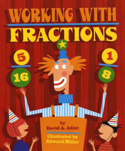 Working with Fractions 9780823422074