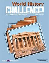 World History Challenge!: A Classroom Quiz Game 3586121