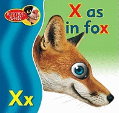 X as in Fox 9780822562900