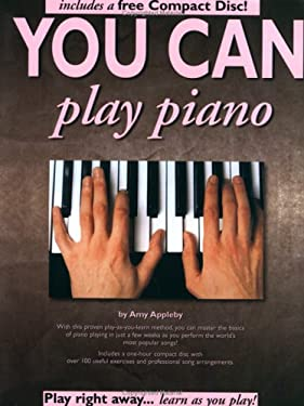 You Can Play Piano! [With CD] 9780825615160