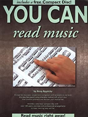 You Can Read Music [With CD] 9780825615146