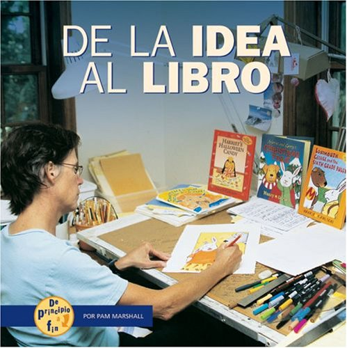 de la Idea al Libro = From Idea to Book 9780822564959