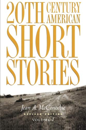 20th Century American Short Stories: Volume 1 9780838448502