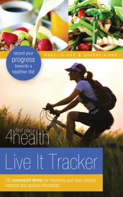 Live It Tracker Packs 9780830759743