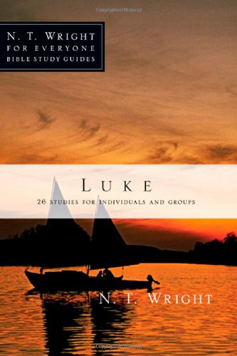 Luke: 26 Studies for Individuals or Groups 9780830821839