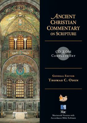 Ancient Christian Commentary on Scripture CD-ROM 9780830824779