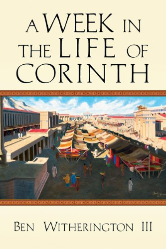 A Week in the Life of Corinth 9780830839629