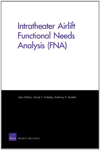 MG-822-AF Intratheater Airlift Functional Needs Analysis (Fna) 9780833047557