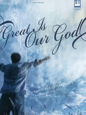 Great Is Our God, Keyboard Book 9780834175198