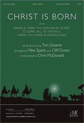 Christ Is Born 9780834180994