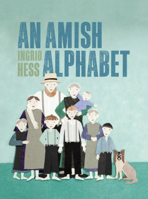 An Amish Alphabet 9780836196450