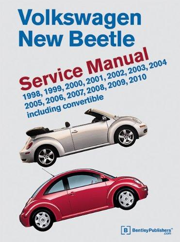 2009 vw beetle owners manual