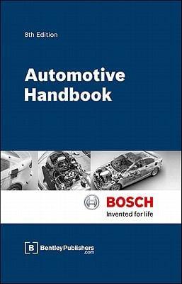 Automotive Handbook 9780837616865