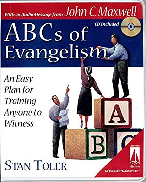 ABCs of Evangelism: An Easy Plan for Training Anyone to Witness [With Ink Pen and CD] 9780834119567