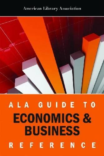 ALA Guide to Economics & Business Reference 9780838910245