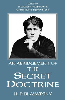Abridgement of the Secret Doctrine 9780835600095