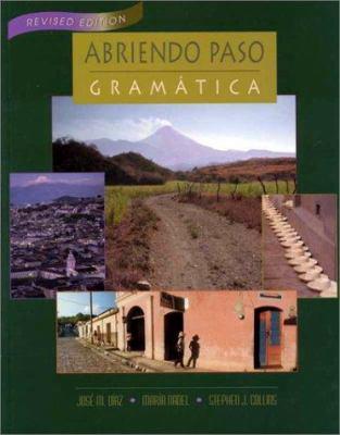 Abriendo Paso Gramatica Hardcover Revised Edition 2000c 9780838426241