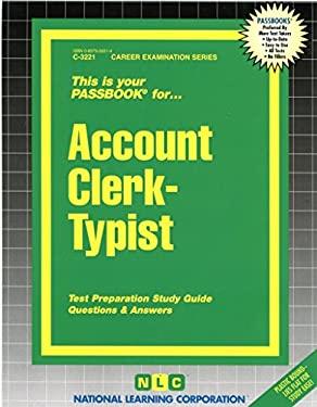 Account Clerk-Typist 9780837332215
