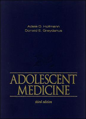 Adolescent Medicine 9780838500675